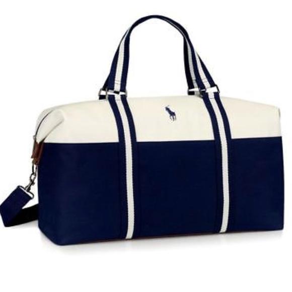 POLO Ralph Lauren Duffle Bag  NEW 76cd46aab3493